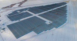 В Горном Алтае открыли самую мощную в Сибири солнечную электростанцию