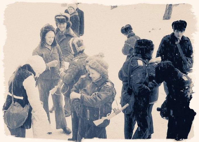 Жители Ойротии на фронте и в тылу 75 лет назад: январь 1945 года