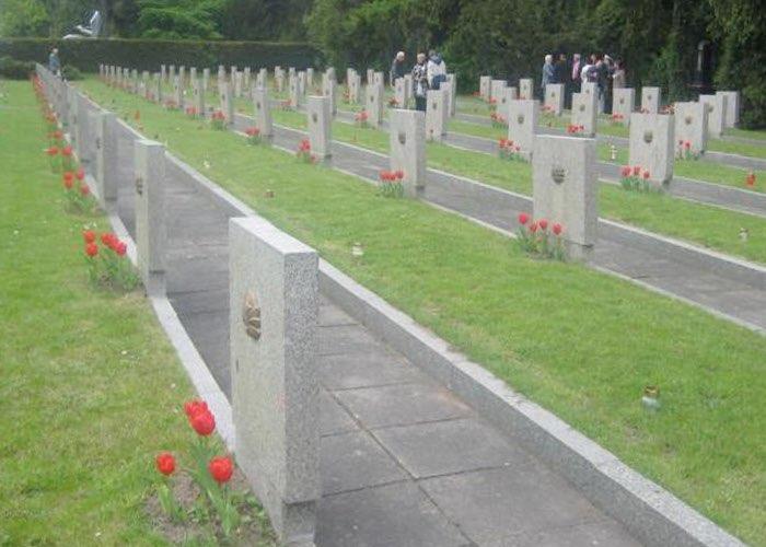 Захоронение советских воинов в Шецине