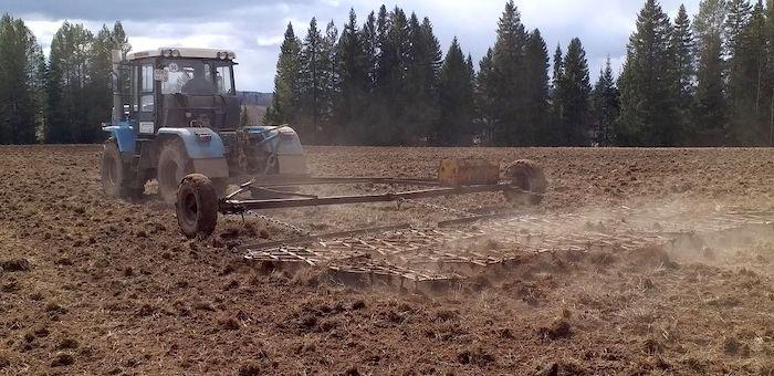 Подготовка к весенне-полевым работам началась на Алтае
