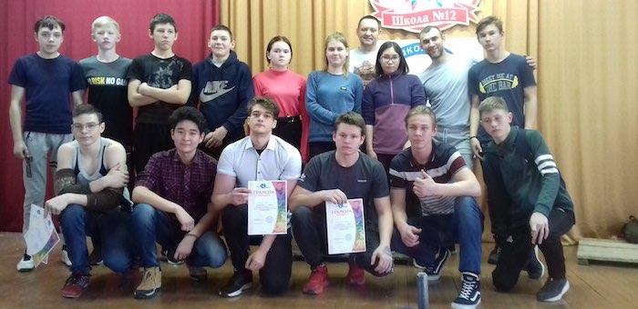 Соревнования по армрестлингу среди школьников прошли в Горно-Алтайске