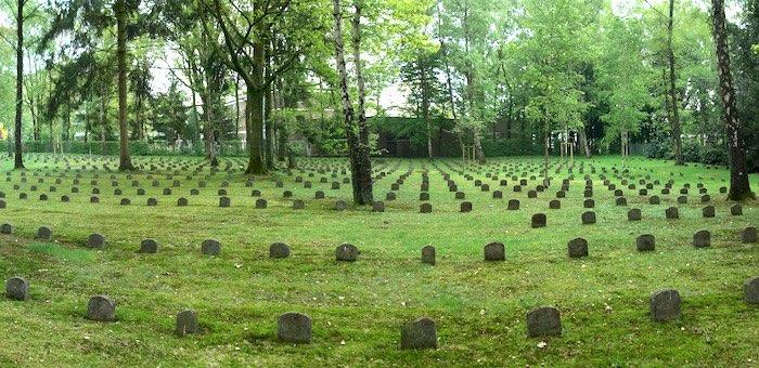 Установлено место захоронения солдата из Улагана, попавшего в немецкий плен в 1941 году