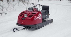 Еще один желающий недорого купить снегоход через сайт Drom стал жертвой мошенников