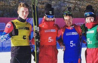 Денис Иродов завоевал еще одну серебряную медаль юношеской Олимпиады