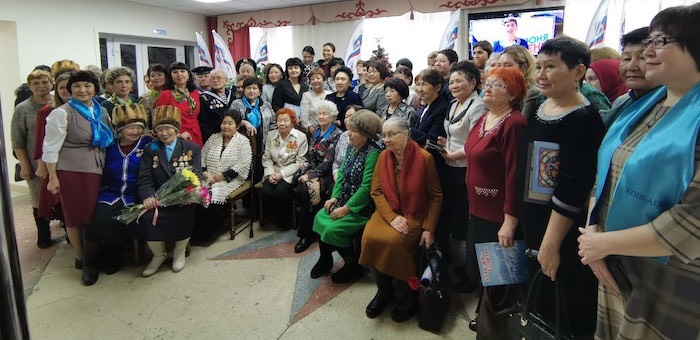 Общественная организация «Женщины Алтая» отметила десятилетие