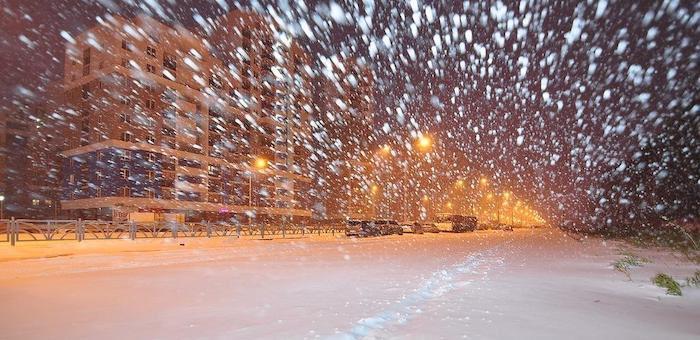 Штормовое предупреждение: в ближайшее время на Алтае ожидается сильный ветер
