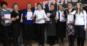 Волонтеры киберклуба познакомили пенсионеров с «Азбукой интернета»