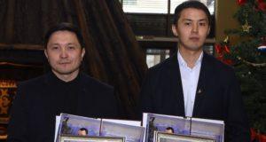 Общественную премию Чорос-Гуркина получили Андрей Модоров и Аржан Ютеев