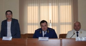 Новый прокурор прибыл в Республику Алтай
