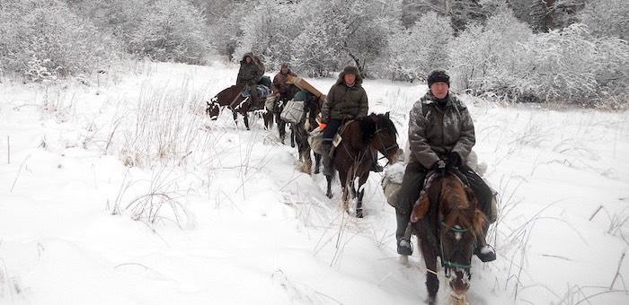 Охотников приглашают принять участие в зимних маршрутных учетах