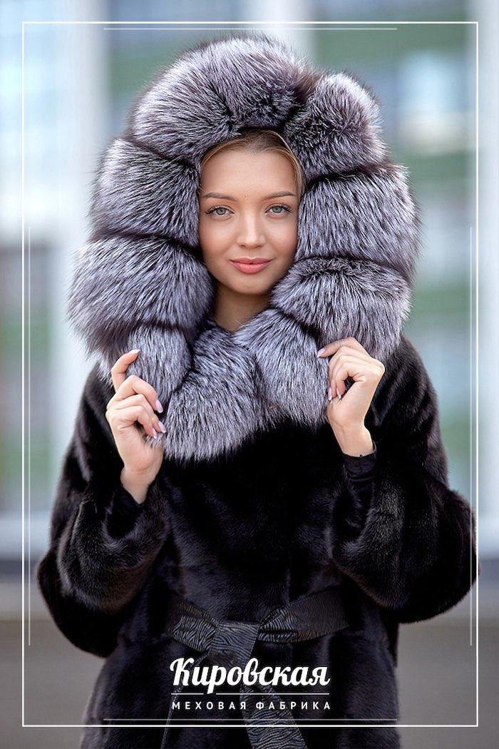 Грандиозная новогодняя распродажа шуб от «Кировской Меховой Фабрики»