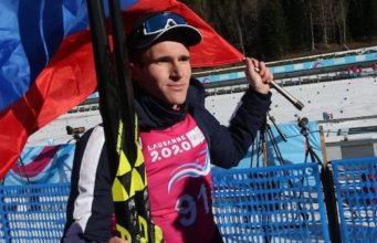 Спортсмен с Алтая завоевал «серебро» юношеской Олимпиады