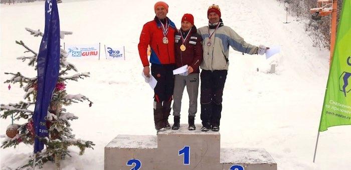 Соревнования по горнолыжному спорту прошли в Горно-Алтайске