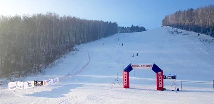 II этап Мастерс Кубка России по горнолыжному спорту пройдет в Горно-Алтайске