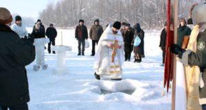 Православные готовятся к празднику Крещения