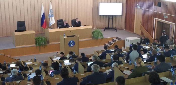Госсобрание отклонило инициативу «Яблока» о проведении референдума