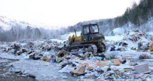 Власти планируют закрыть мусорный полигон в Черемшанке