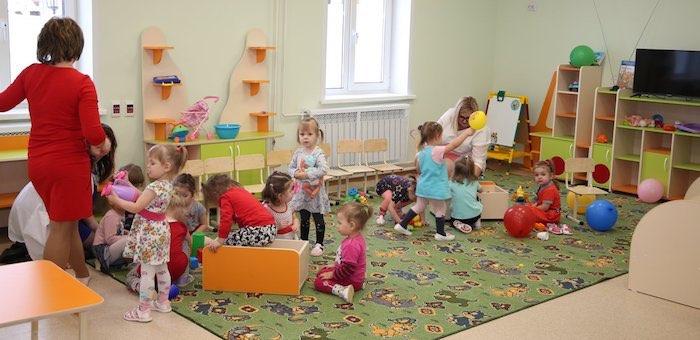 Новый детсад и два ФАПа открыты в Усть-Коксинском районе