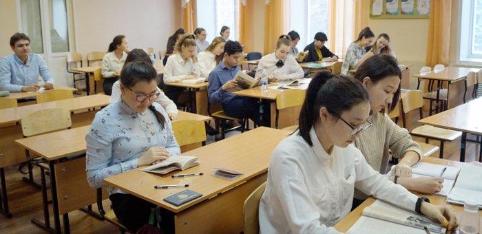 3 тысячи девятиклассников прошли итоговое собеседование по русскому языку