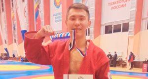 Борец из Республики Алтай завоевал путевку на первенство Европы среди юниоров