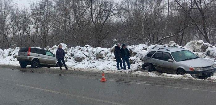 ДТП на «объездной»: 50-летний горожанин не вовремя выехал на встречную полосу