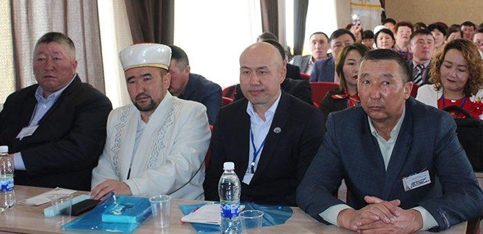 В Кош-Агаче прошла конференция по проблемам изучения казахского языка