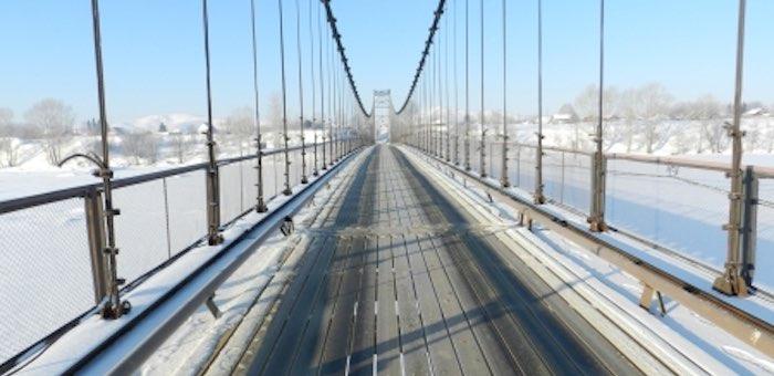 Начался ремонт моста через Катунь у села Платово
