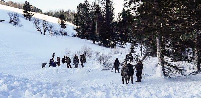 В Усть-Коксинском районе продолжаются поиски пропавшего мужчины