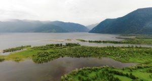 Google Карты включили Телецкое озеро в число самых живописных мест России