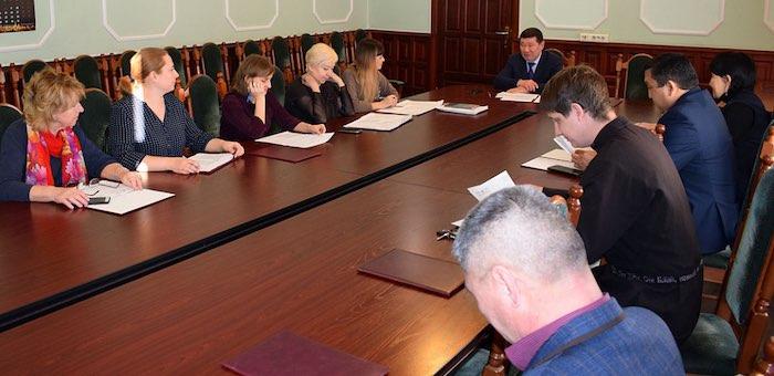 В мэрии обсудили реализацию Стратегии государственной национальной политики