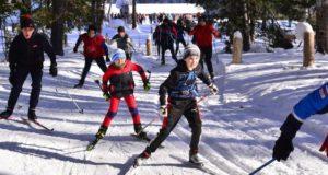 Итоги лыжных соревнований подвели в Турочаке