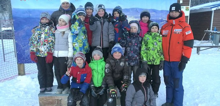 Горно-алтайские лыжники успешно выступили в Таштаголе