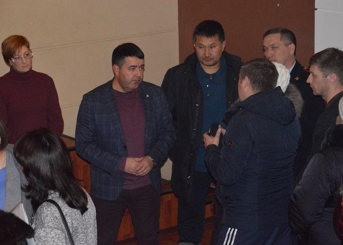 В Майминском районе начались сходы граждан