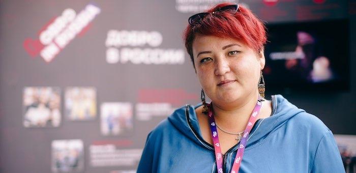 Специалист по работе с молодежью из Шебалинского района участвует в конкурсе «Чайка-2020»