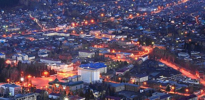 В этом году в Горно-Алтайске на улицах установят 383 новых светильника