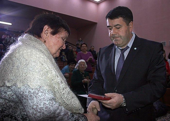 В Майме состоялось открытие Года памяти и славы