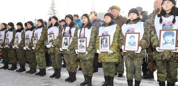 В Горно-Алтайске почтили память воинов-интернационалистов
