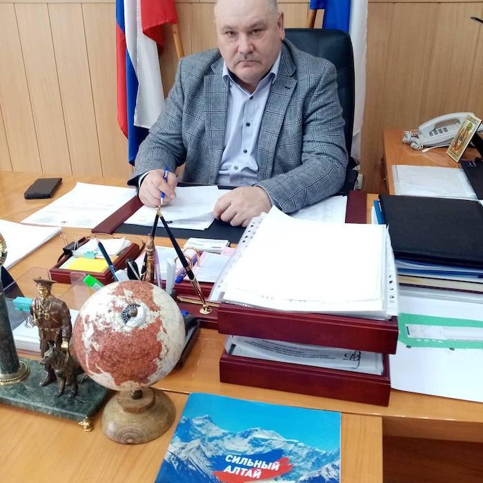 Олег Кулигин
