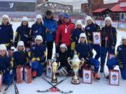 «Чарас» - чемпион! Девочки из Усть-Кана одержали победу в турнире по хоккею с мячом