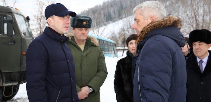 В Горно-Алтайске модернизируют инфраструктуру ДОСААФ