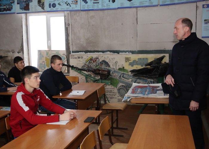 В Горно-Алтайске модернизуют инфраструктуру ДОСААФ
