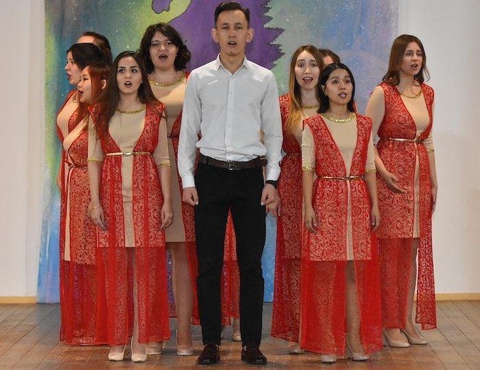 Юные певцы и музыканты из Горно-Алтайска выступили на фестивале «Лес чудес»