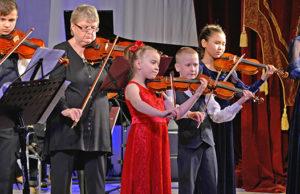 Конкурс «Юные дарования» пройдет в Горно-Алтайске