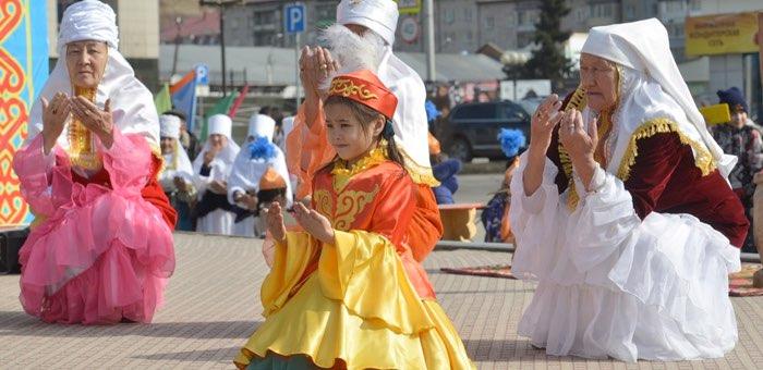 Сегодня отмечается праздник весны и изобилия Наурыз