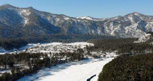 После снега и похолодания на Алтае вновь начинает теплеть