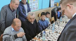 Турнир по шахматам памяти Александра Тобоева пройдет в Шебалино