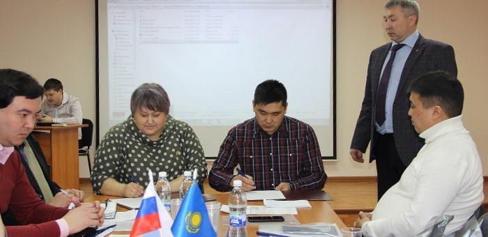 Бизнес-миссия Казахстана посетила Республику Алтай