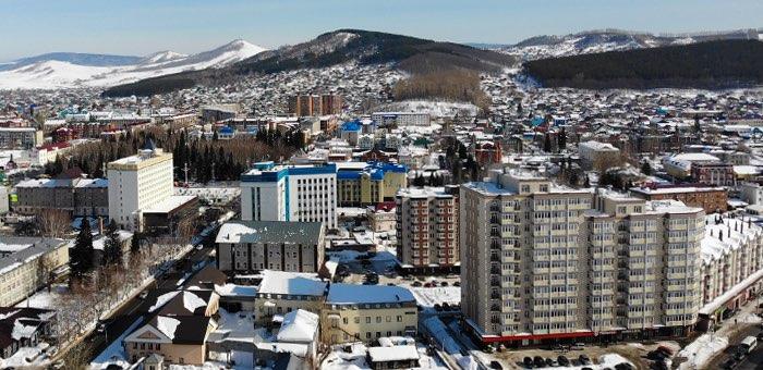 Горно-Алтайск вновь будет участвовать в конкурсе по развитию привлекательных городских пространств