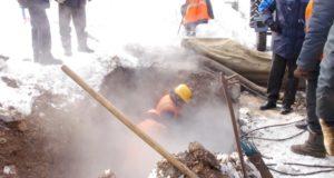 Режим повышенной готовности введен из-за аварии на газопроводе