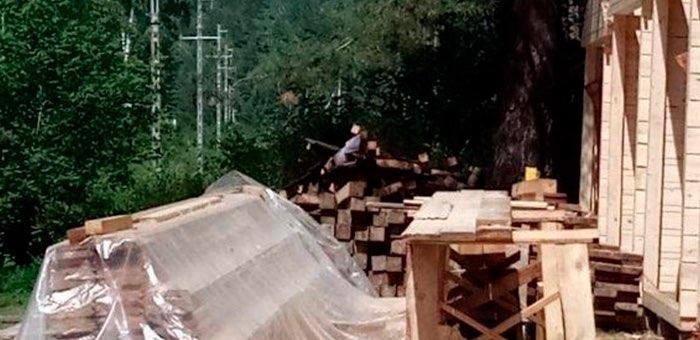 Постройки в охранных зонах ЛЭП будут снесены
